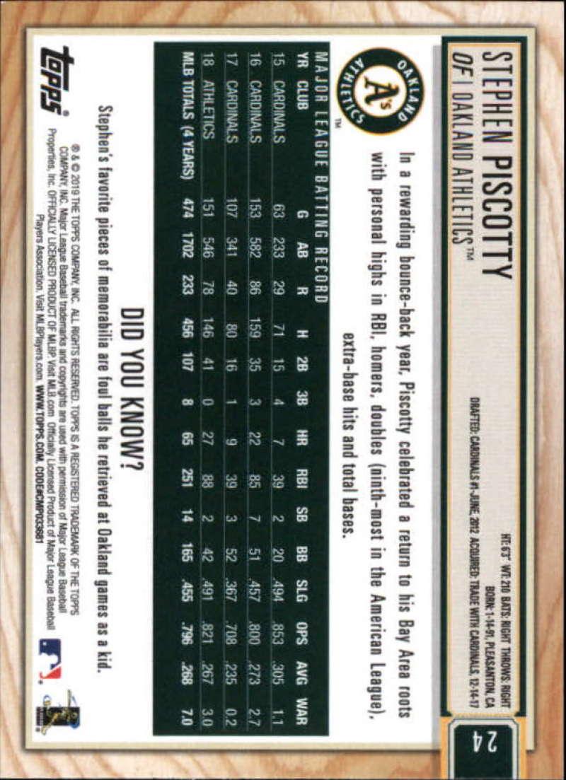2019-Topps-BIG-LEAGUE-MLB-Baseball-GOLD-Parallel-Pick-Your-Cards-Make-a-Lot thumbnail 33