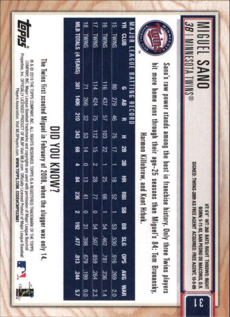 2019-Topps-BIG-LEAGUE-MLB-Baseball-GOLD-Parallel-Pick-Your-Cards-Make-a-Lot thumbnail 35
