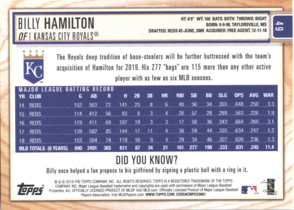 2019-Topps-BIG-LEAGUE-MLB-Baseball-GOLD-Parallel-Pick-Your-Cards-Make-a-Lot thumbnail 57