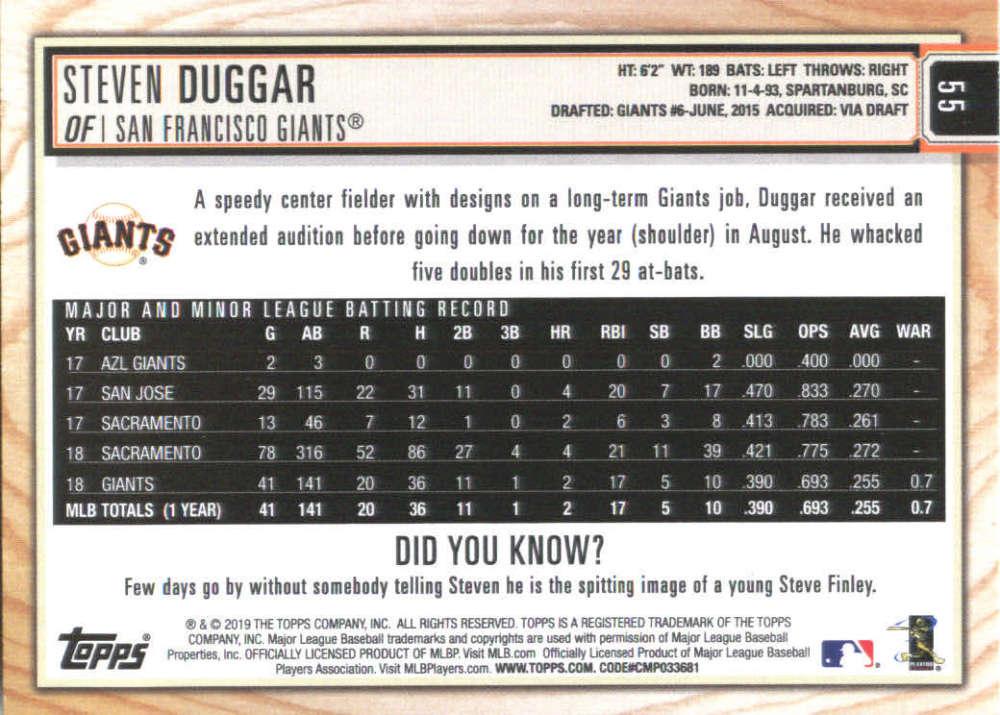 2019-Topps-BIG-LEAGUE-MLB-Baseball-GOLD-Parallel-Pick-Your-Cards-Make-a-Lot thumbnail 63