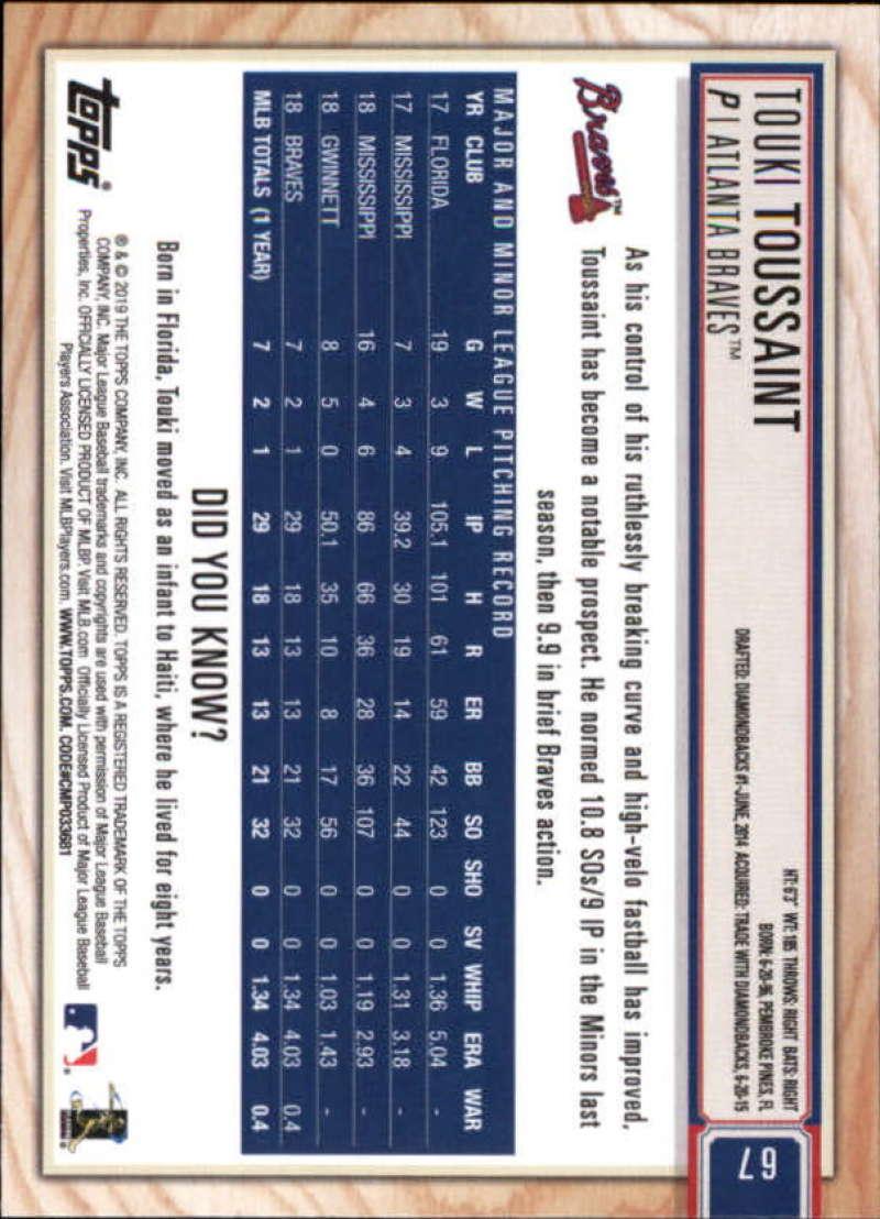 2019-Topps-BIG-LEAGUE-MLB-Baseball-GOLD-Parallel-Pick-Your-Cards-Make-a-Lot thumbnail 75