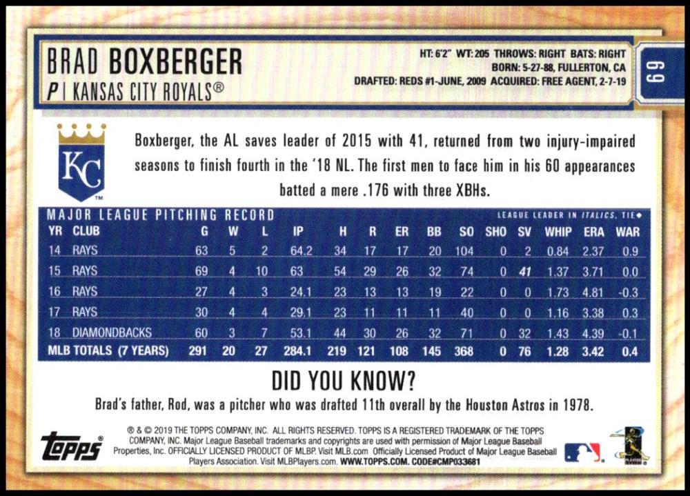 2019-Topps-BIG-LEAGUE-MLB-Baseball-GOLD-Parallel-Pick-Your-Cards-Make-a-Lot thumbnail 77