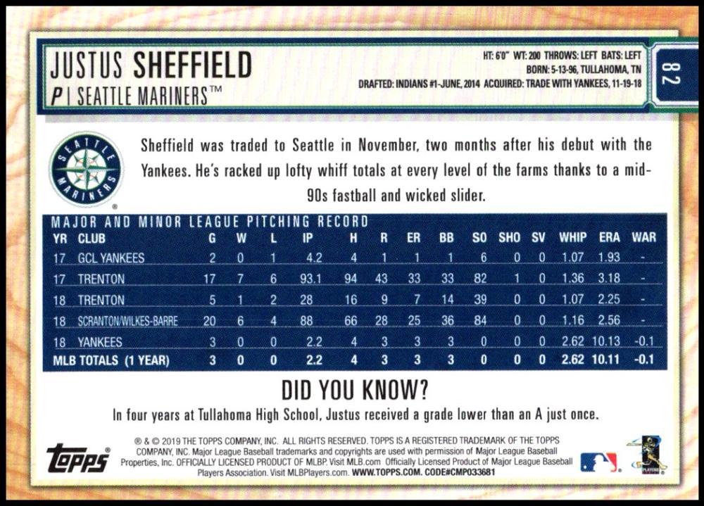 2019-Topps-BIG-LEAGUE-MLB-Baseball-GOLD-Parallel-Pick-Your-Cards-Make-a-Lot thumbnail 97