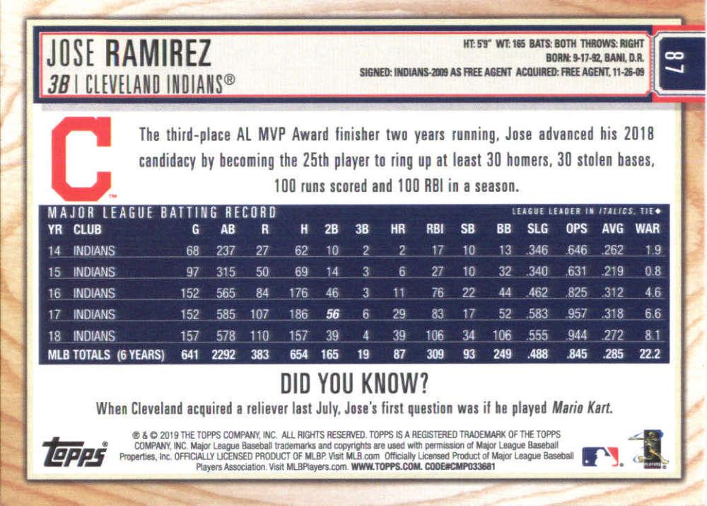 2019-Topps-BIG-LEAGUE-MLB-Baseball-GOLD-Parallel-Pick-Your-Cards-Make-a-Lot thumbnail 101