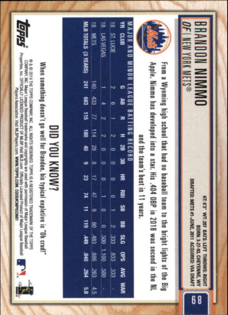 2019-Topps-BIG-LEAGUE-MLB-Baseball-GOLD-Parallel-Pick-Your-Cards-Make-a-Lot thumbnail 103