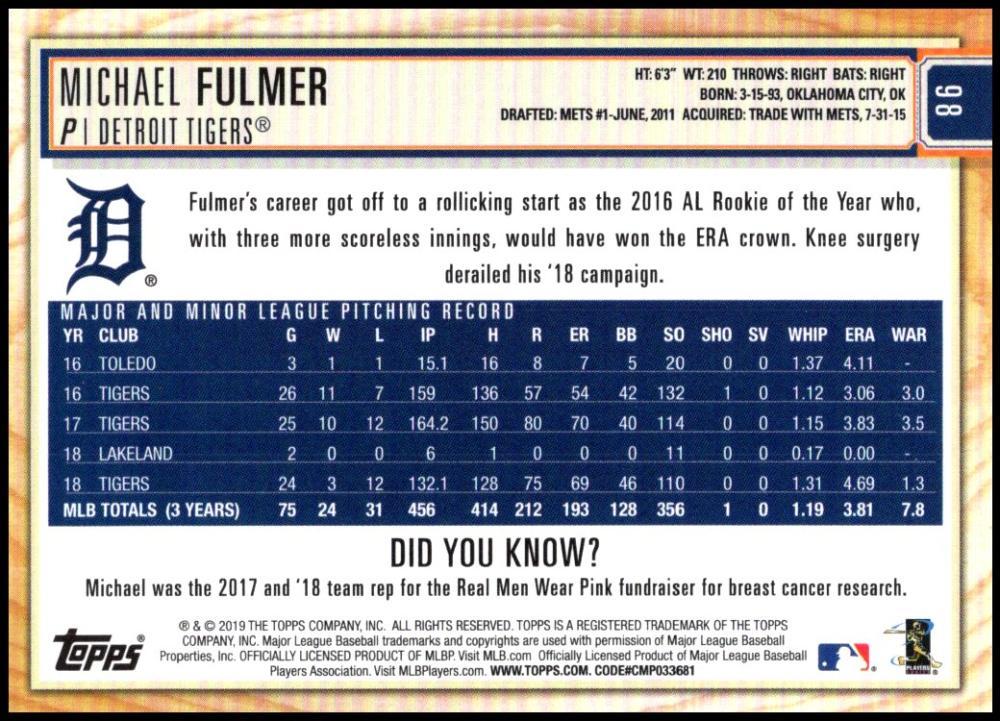 2019-Topps-BIG-LEAGUE-MLB-Baseball-GOLD-Parallel-Pick-Your-Cards-Make-a-Lot thumbnail 115
