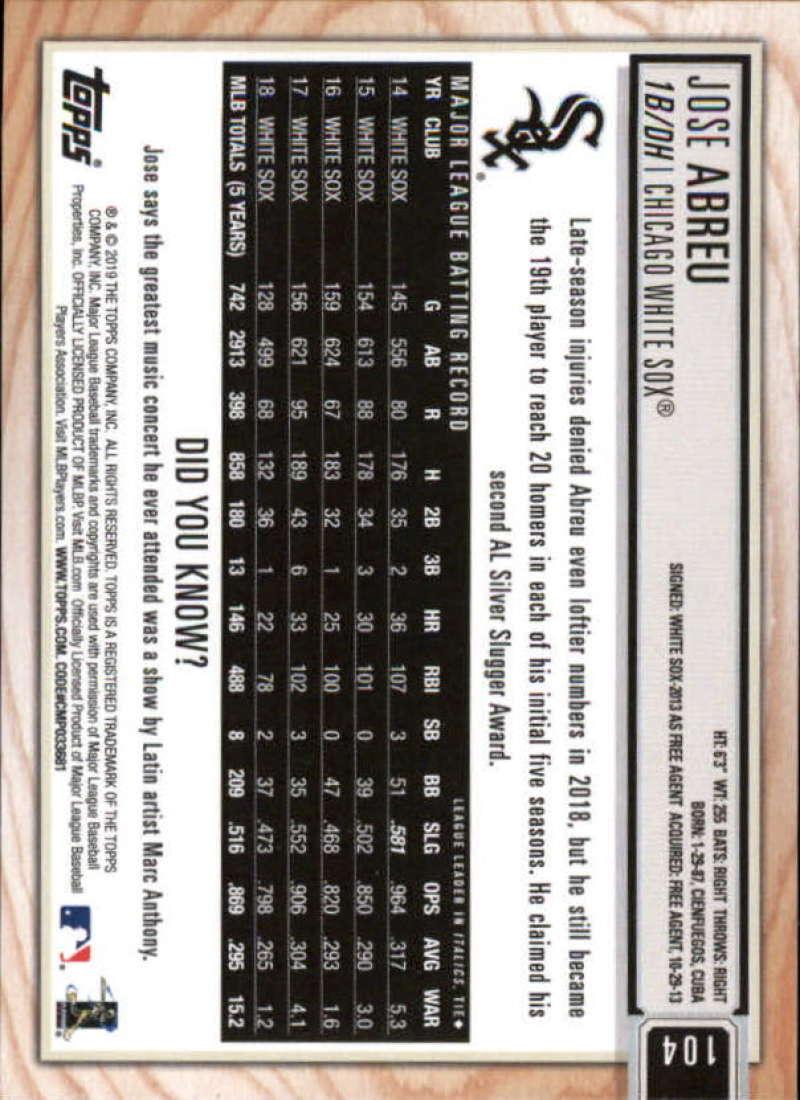 2019-Topps-BIG-LEAGUE-MLB-Baseball-GOLD-Parallel-Pick-Your-Cards-Make-a-Lot thumbnail 123