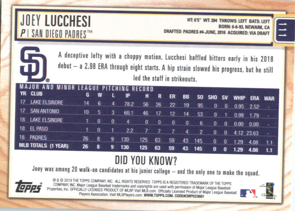 2019-Topps-BIG-LEAGUE-MLB-Baseball-GOLD-Parallel-Pick-Your-Cards-Make-a-Lot thumbnail 133
