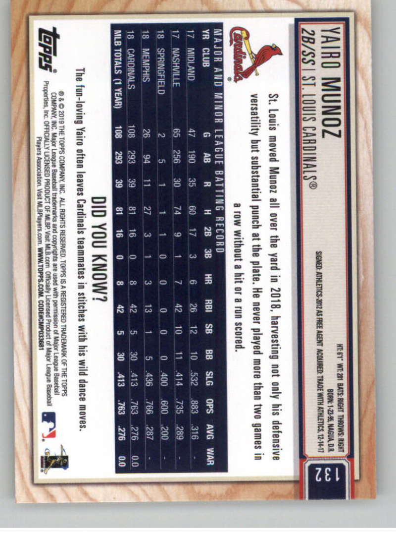 2019-Topps-BIG-LEAGUE-MLB-Baseball-GOLD-Parallel-Pick-Your-Cards-Make-a-Lot thumbnail 155