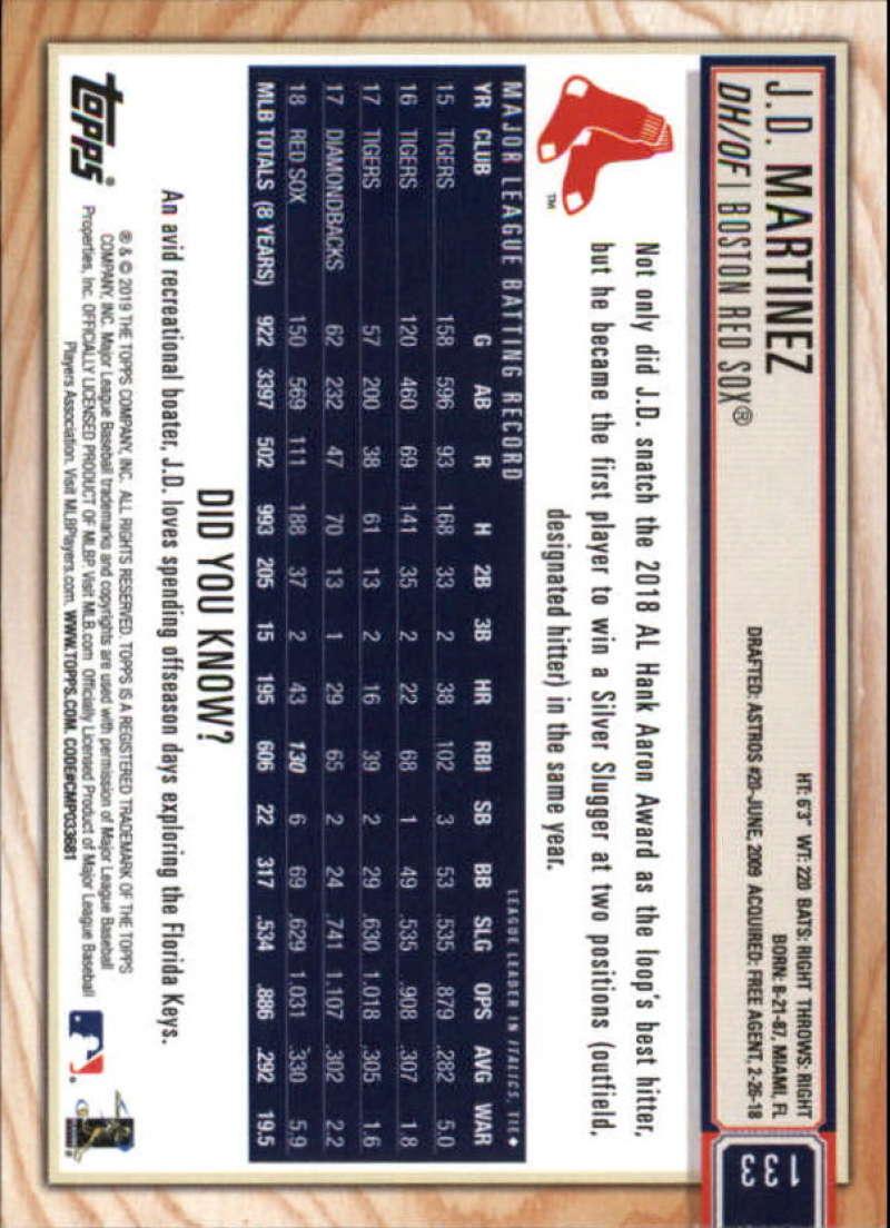 2019-Topps-BIG-LEAGUE-MLB-Baseball-GOLD-Parallel-Pick-Your-Cards-Make-a-Lot thumbnail 157