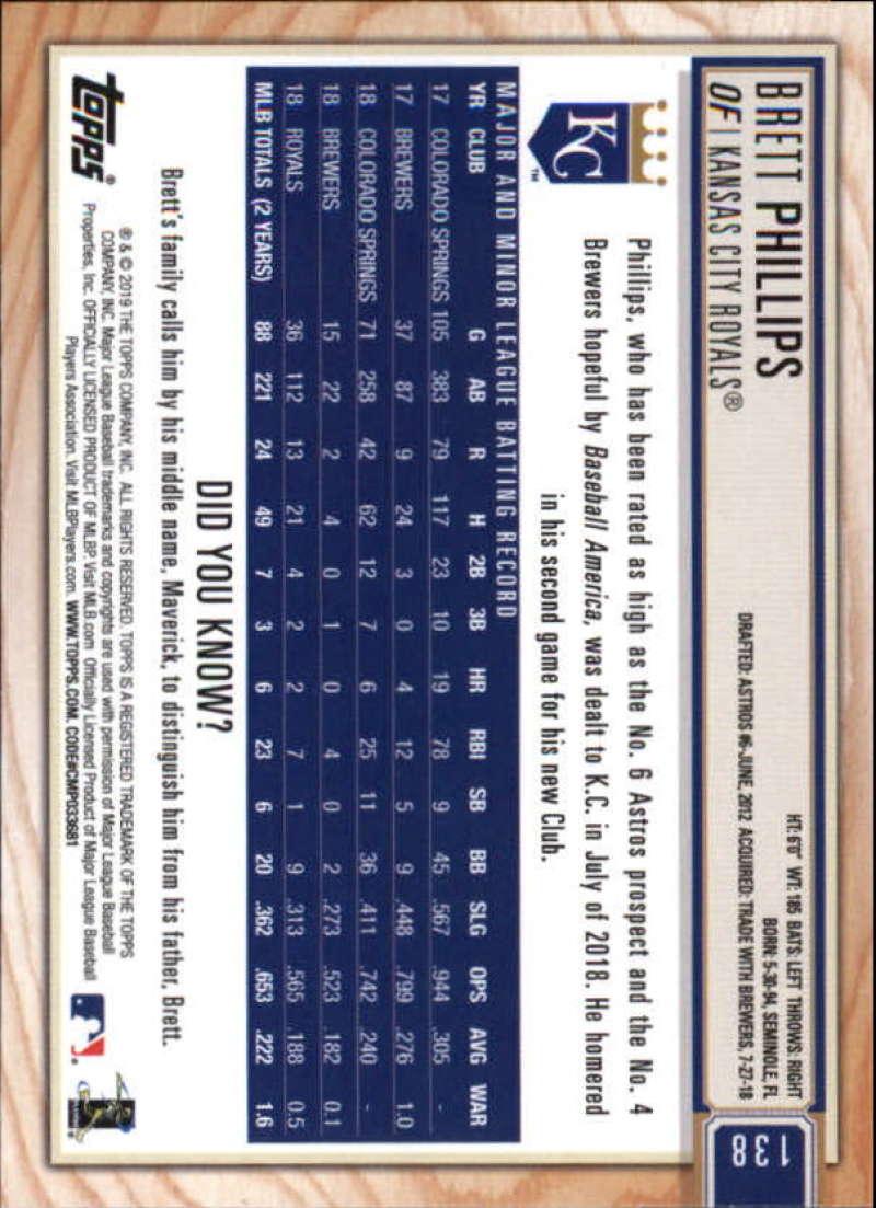 2019-Topps-BIG-LEAGUE-MLB-Baseball-GOLD-Parallel-Pick-Your-Cards-Make-a-Lot thumbnail 161