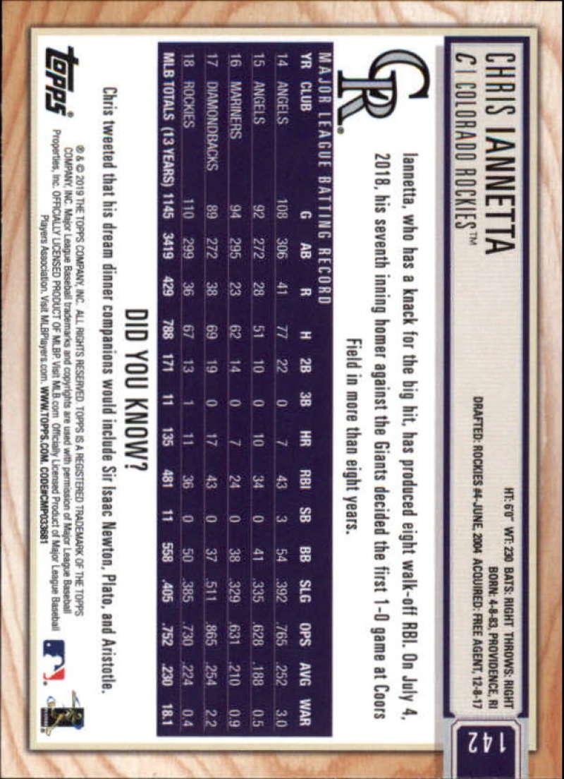 2019-Topps-BIG-LEAGUE-MLB-Baseball-GOLD-Parallel-Pick-Your-Cards-Make-a-Lot thumbnail 165