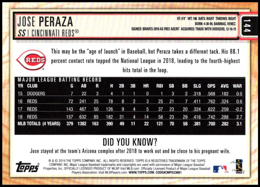 2019-Topps-BIG-LEAGUE-MLB-Baseball-GOLD-Parallel-Pick-Your-Cards-Make-a-Lot thumbnail 167