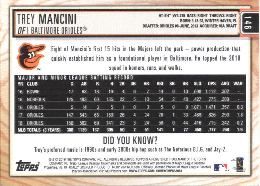 2019-Topps-BIG-LEAGUE-MLB-Baseball-GOLD-Parallel-Pick-Your-Cards-Make-a-Lot thumbnail 171
