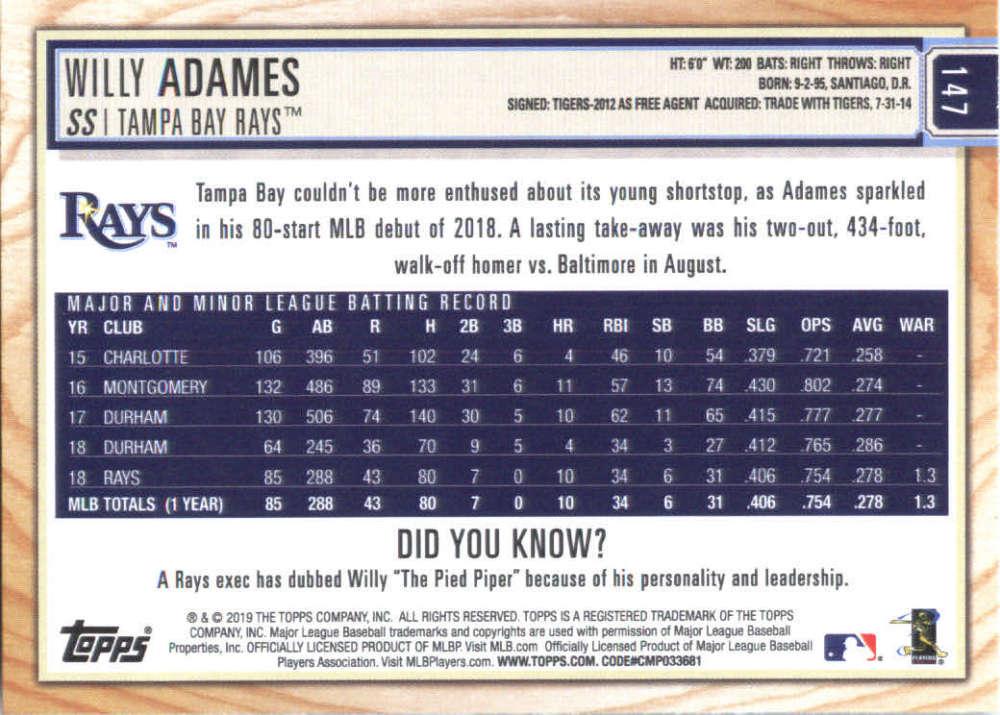 2019-Topps-BIG-LEAGUE-MLB-Baseball-GOLD-Parallel-Pick-Your-Cards-Make-a-Lot thumbnail 173