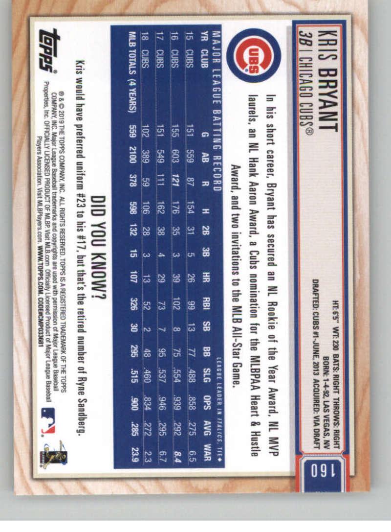 2019-Topps-BIG-LEAGUE-MLB-Baseball-GOLD-Parallel-Pick-Your-Cards-Make-a-Lot thumbnail 185