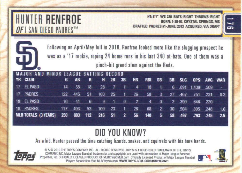 2019-Topps-BIG-LEAGUE-MLB-Baseball-GOLD-Parallel-Pick-Your-Cards-Make-a-Lot thumbnail 207