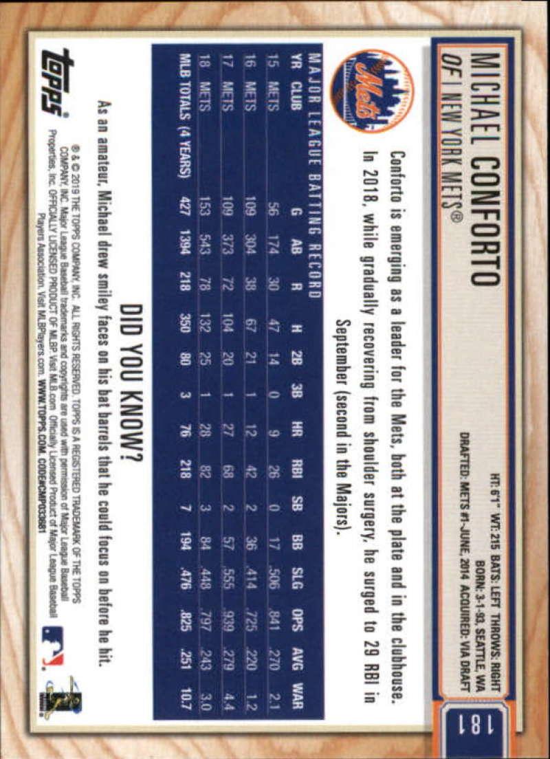 2019-Topps-BIG-LEAGUE-MLB-Baseball-GOLD-Parallel-Pick-Your-Cards-Make-a-Lot thumbnail 213