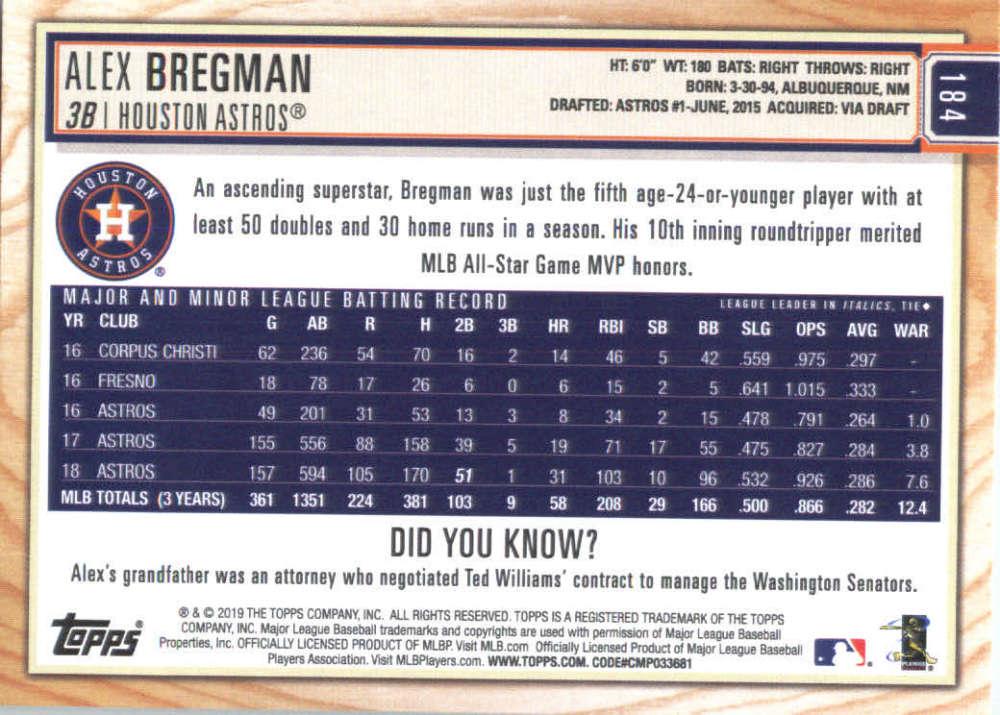 2019-Topps-BIG-LEAGUE-MLB-Baseball-GOLD-Parallel-Pick-Your-Cards-Make-a-Lot thumbnail 217