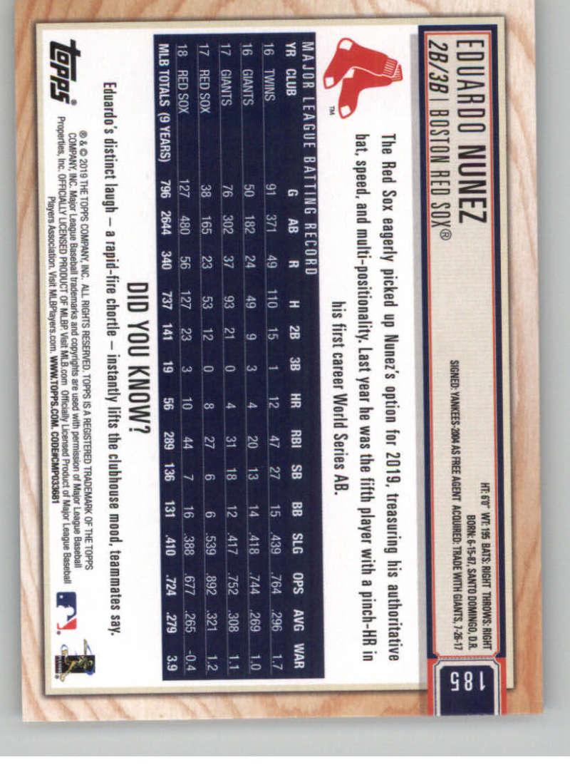 2019-Topps-BIG-LEAGUE-MLB-Baseball-GOLD-Parallel-Pick-Your-Cards-Make-a-Lot thumbnail 219