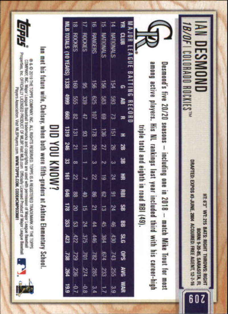 2019-Topps-BIG-LEAGUE-MLB-Baseball-GOLD-Parallel-Pick-Your-Cards-Make-a-Lot thumbnail 243