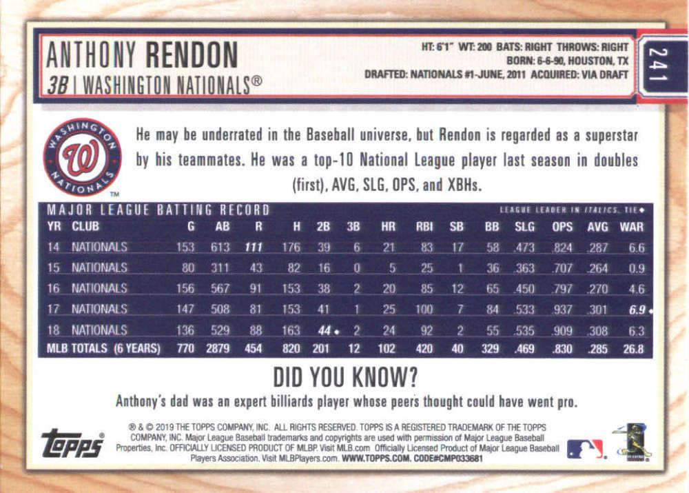 2019-Topps-BIG-LEAGUE-MLB-Baseball-GOLD-Parallel-Pick-Your-Cards-Make-a-Lot thumbnail 281
