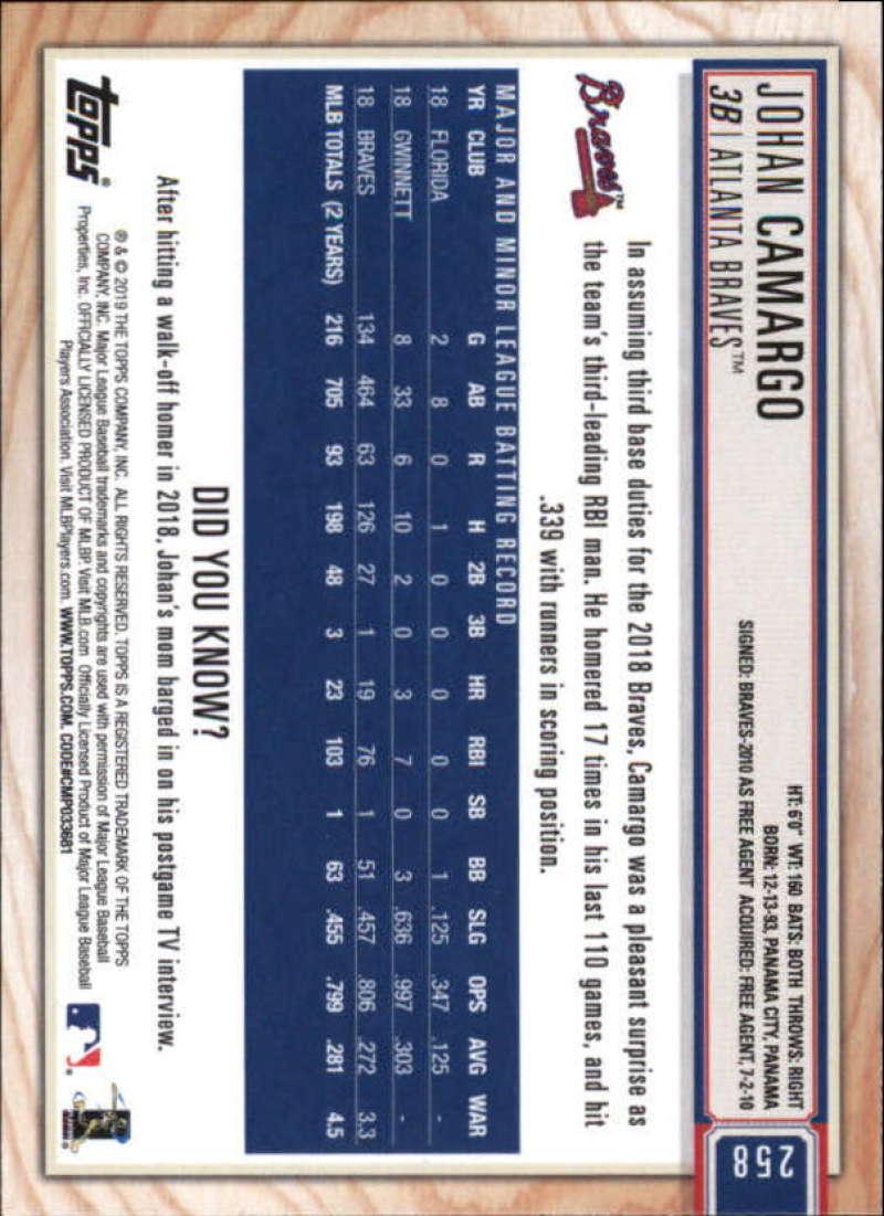2019-Topps-BIG-LEAGUE-MLB-Baseball-GOLD-Parallel-Pick-Your-Cards-Make-a-Lot thumbnail 299