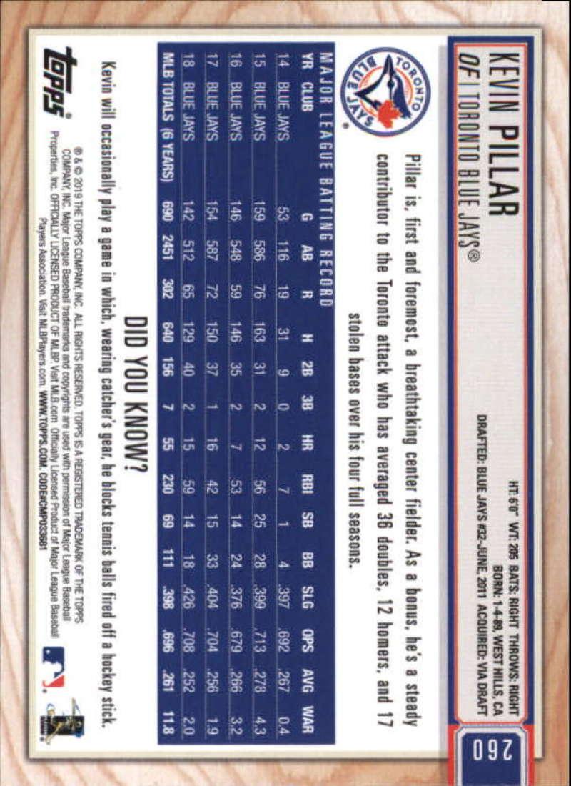 2019-Topps-BIG-LEAGUE-MLB-Baseball-GOLD-Parallel-Pick-Your-Cards-Make-a-Lot thumbnail 303