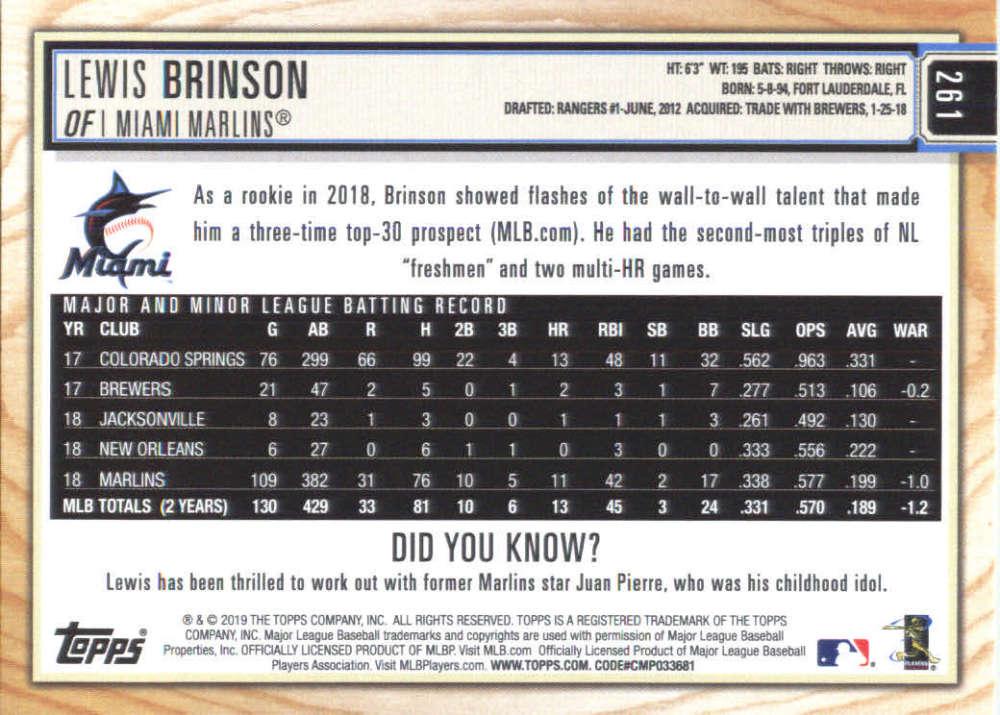 2019-Topps-BIG-LEAGUE-MLB-Baseball-GOLD-Parallel-Pick-Your-Cards-Make-a-Lot thumbnail 305