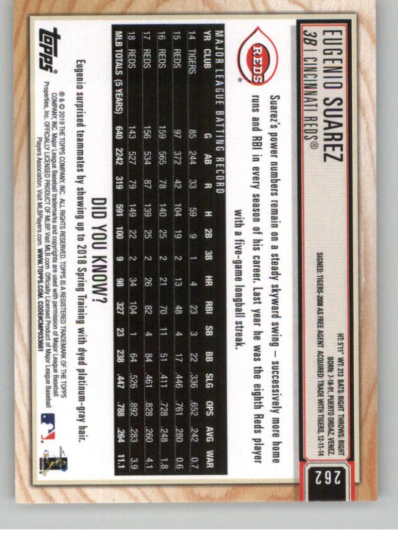 2019-Topps-BIG-LEAGUE-MLB-Baseball-GOLD-Parallel-Pick-Your-Cards-Make-a-Lot thumbnail 307