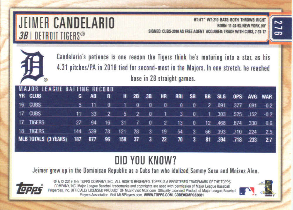 2019-Topps-BIG-LEAGUE-MLB-Baseball-GOLD-Parallel-Pick-Your-Cards-Make-a-Lot thumbnail 319