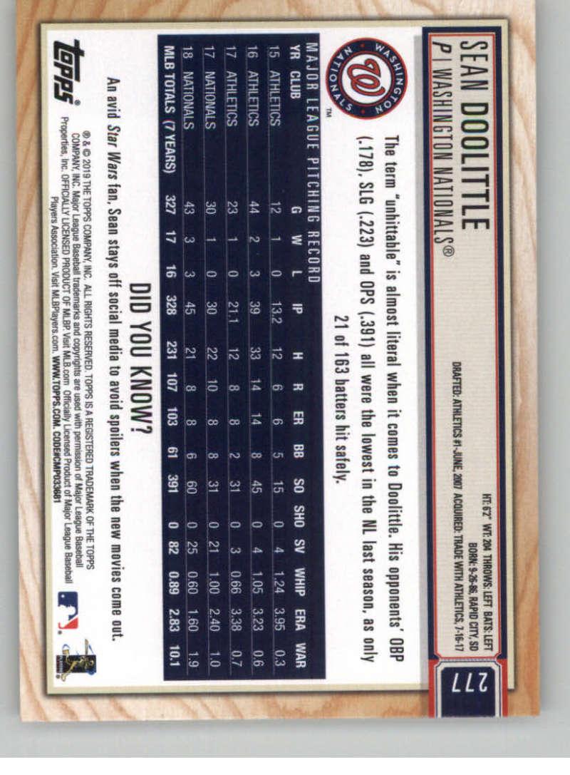 2019-Topps-BIG-LEAGUE-MLB-Baseball-GOLD-Parallel-Pick-Your-Cards-Make-a-Lot thumbnail 321