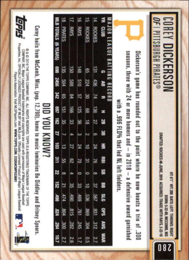 2019-Topps-BIG-LEAGUE-MLB-Baseball-GOLD-Parallel-Pick-Your-Cards-Make-a-Lot thumbnail 325