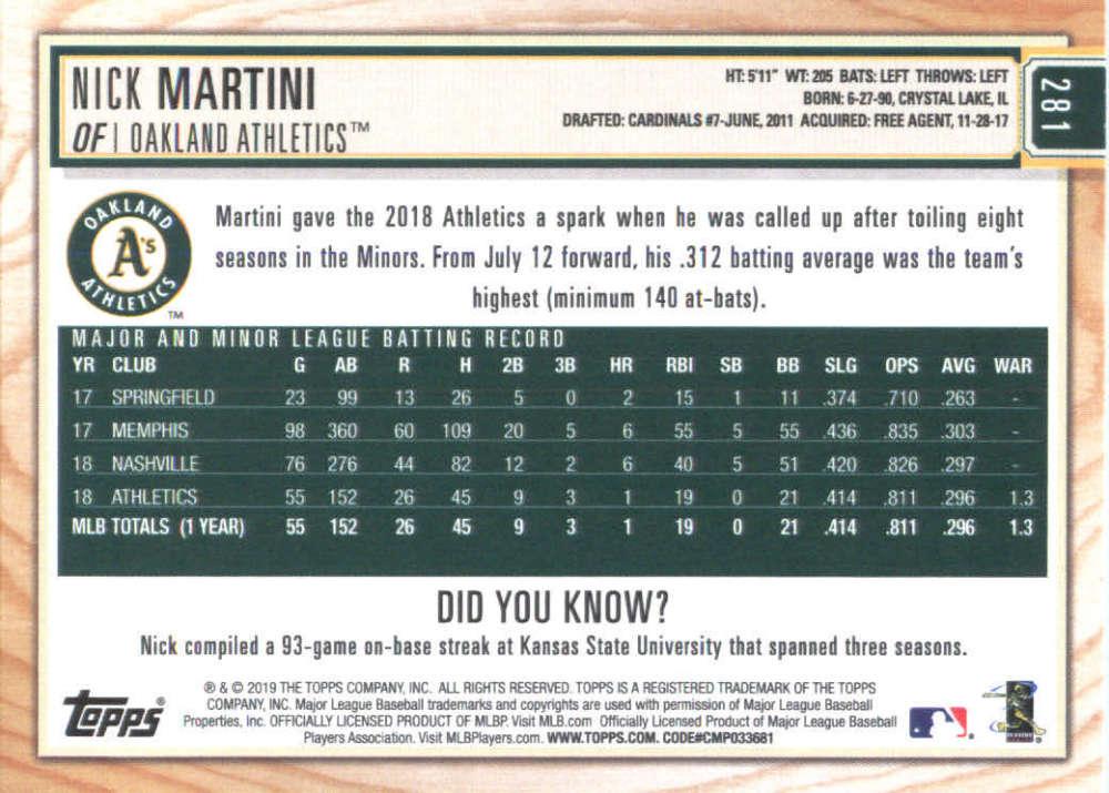 2019-Topps-BIG-LEAGUE-MLB-Baseball-GOLD-Parallel-Pick-Your-Cards-Make-a-Lot thumbnail 327