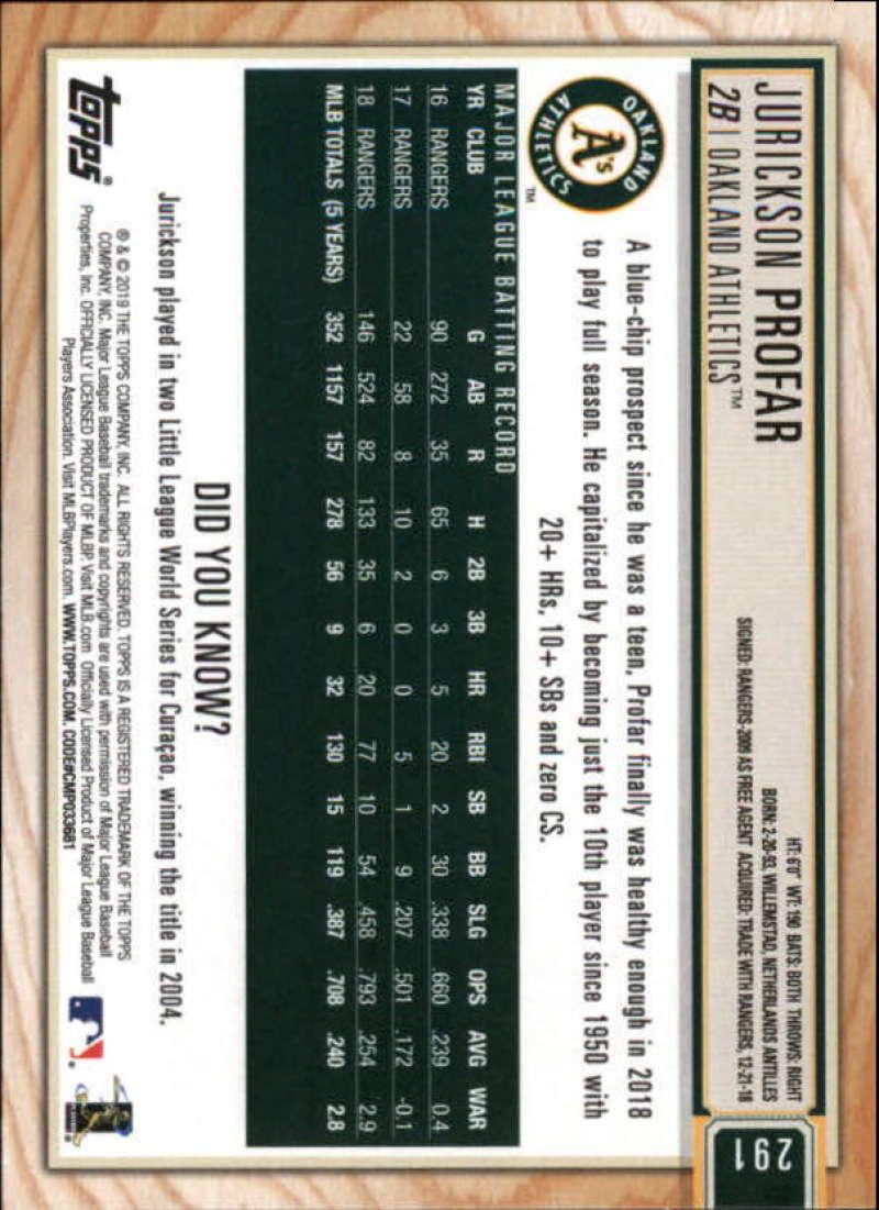 2019-Topps-BIG-LEAGUE-MLB-Baseball-GOLD-Parallel-Pick-Your-Cards-Make-a-Lot thumbnail 343