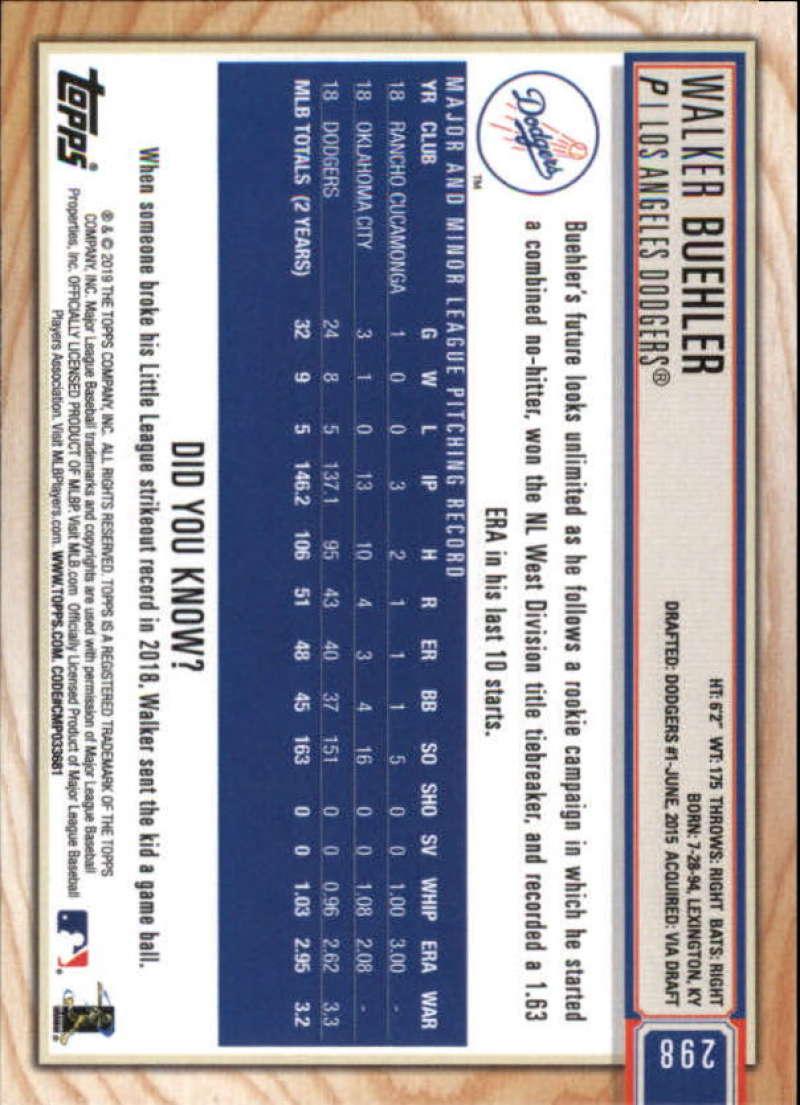 2019-Topps-BIG-LEAGUE-MLB-Baseball-GOLD-Parallel-Pick-Your-Cards-Make-a-Lot thumbnail 353