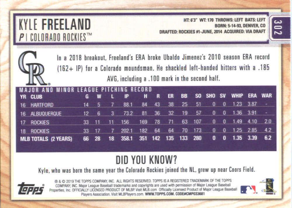 2019-Topps-BIG-LEAGUE-MLB-Baseball-GOLD-Parallel-Pick-Your-Cards-Make-a-Lot thumbnail 357