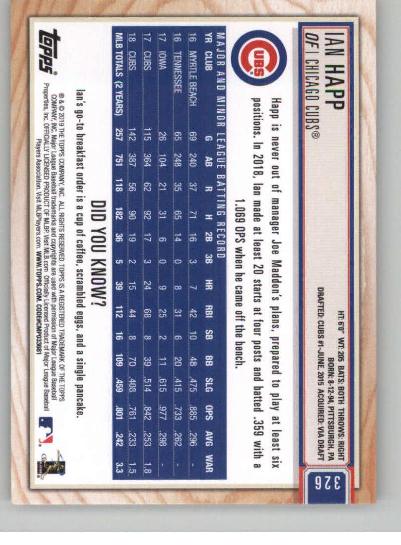 2019-Topps-BIG-LEAGUE-MLB-Baseball-GOLD-Parallel-Pick-Your-Cards-Make-a-Lot thumbnail 389