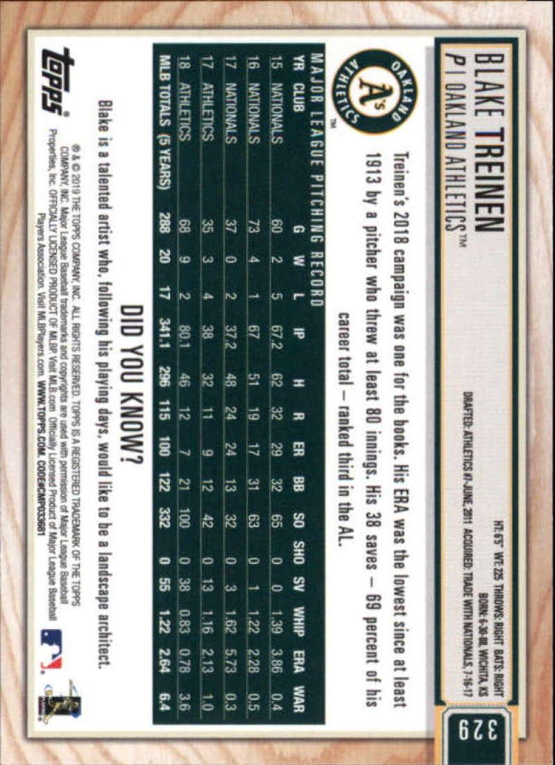 2019-Topps-BIG-LEAGUE-MLB-Baseball-GOLD-Parallel-Pick-Your-Cards-Make-a-Lot thumbnail 395