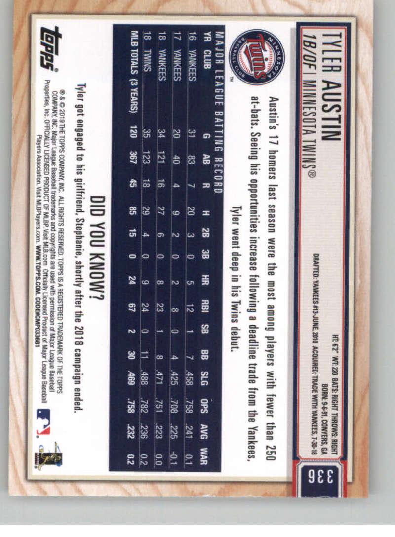 2019-Topps-BIG-LEAGUE-MLB-Baseball-GOLD-Parallel-Pick-Your-Cards-Make-a-Lot thumbnail 405