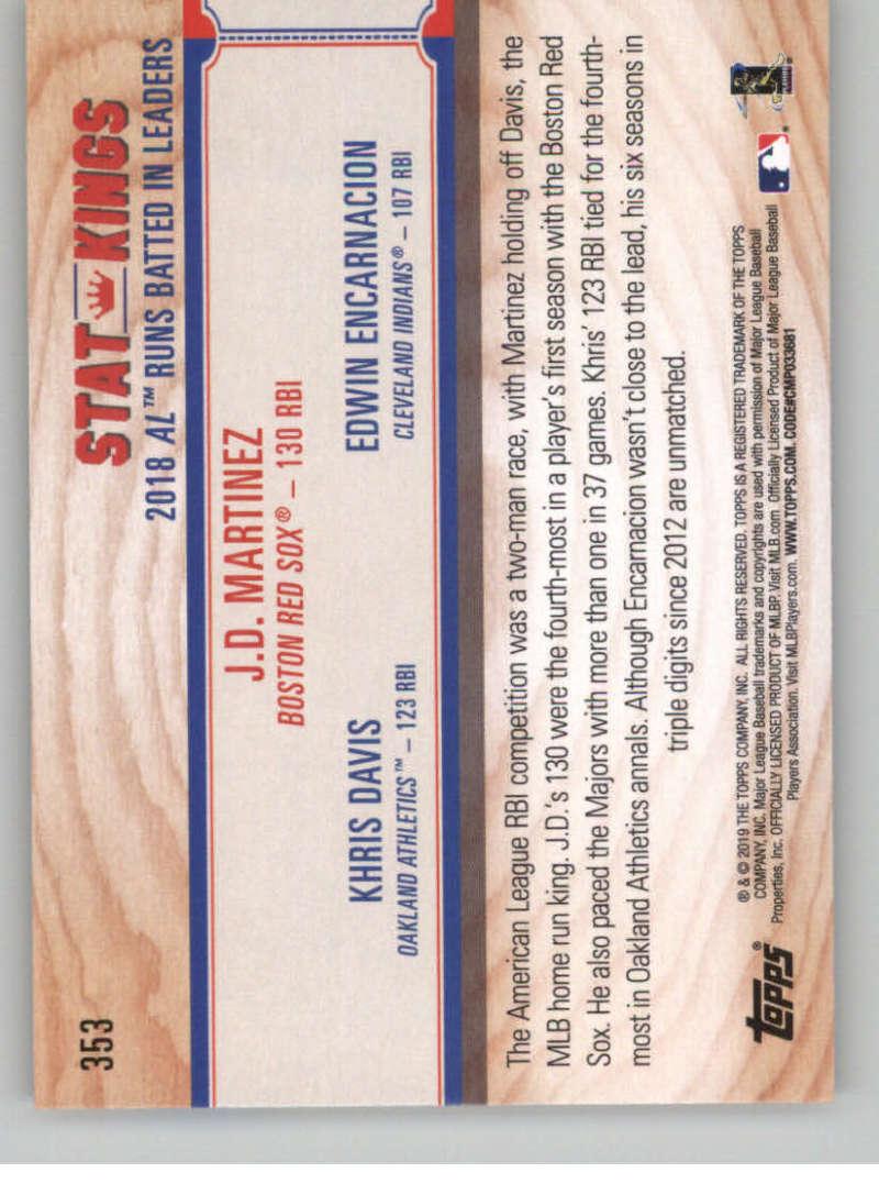 2019-Topps-BIG-LEAGUE-MLB-Baseball-GOLD-Parallel-Pick-Your-Cards-Make-a-Lot thumbnail 409