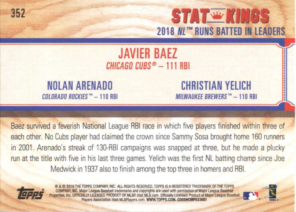 2019-Topps-BIG-LEAGUE-MLB-Baseball-GOLD-Parallel-Pick-Your-Cards-Make-a-Lot thumbnail 419