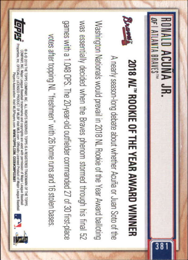 2019-Topps-BIG-LEAGUE-MLB-Baseball-GOLD-Parallel-Pick-Your-Cards-Make-a-Lot thumbnail 459