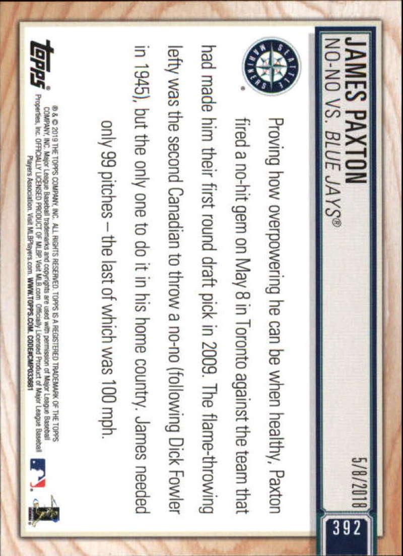 2019-Topps-BIG-LEAGUE-MLB-Baseball-GOLD-Parallel-Pick-Your-Cards-Make-a-Lot thumbnail 471