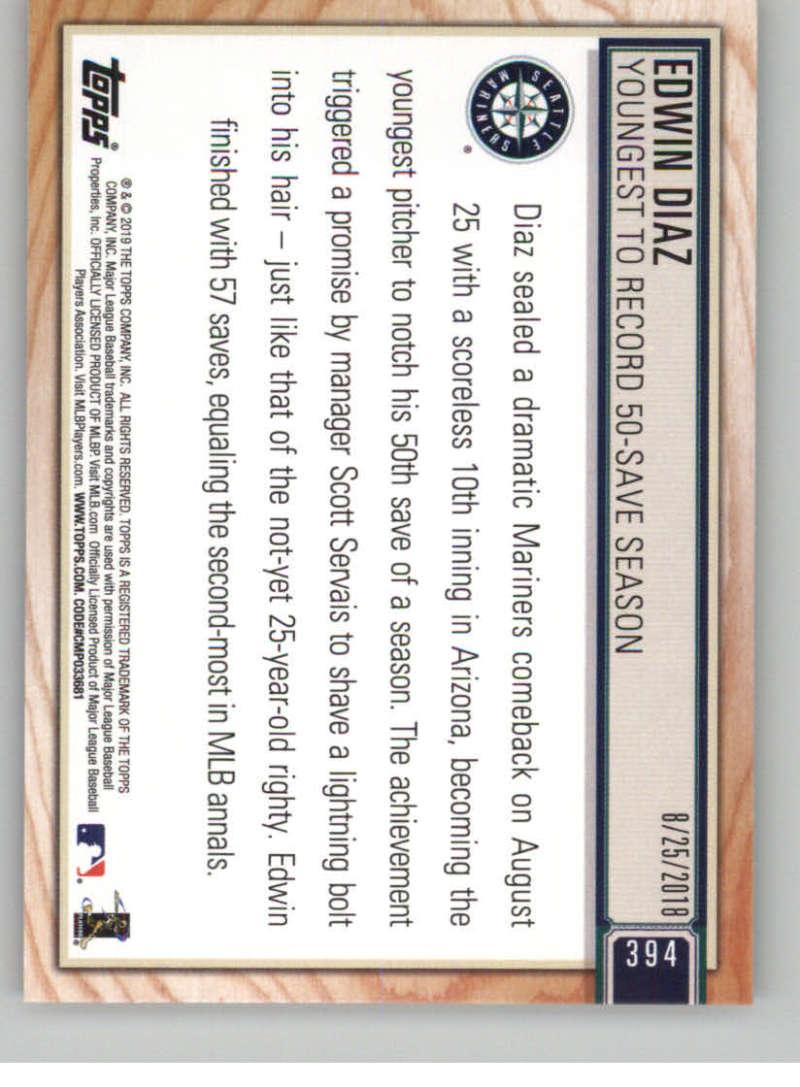 2019-Topps-BIG-LEAGUE-MLB-Baseball-GOLD-Parallel-Pick-Your-Cards-Make-a-Lot thumbnail 473