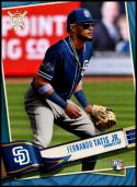 2019 Topps Big League Blue #6 Fernando Tatis Jr. NM-MT RC San Diego Padres