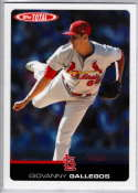 2019 Topps Total (Wave 9) Baseball #890 Giovanny Gallegos  St. Louis Cardinals  Official MLB Trading Card ONLINE EXCLUSIVE Limited Print Run