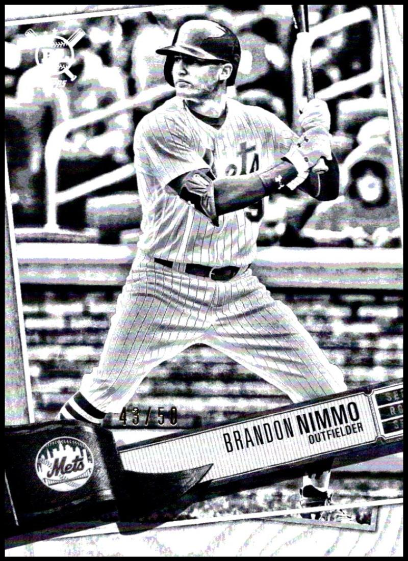 2019 Topps Big League Black and White