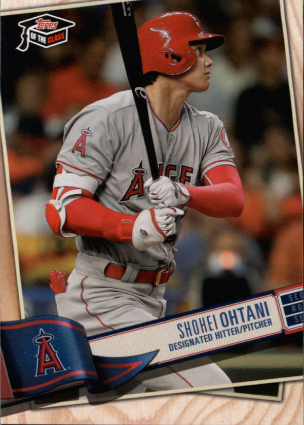 2019 Topps of the Class
