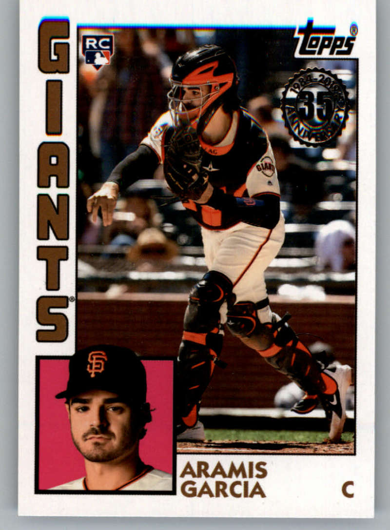 2019 Topps  1984 Topps Rookies